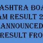 maharashtra board exam hsc result 2020
