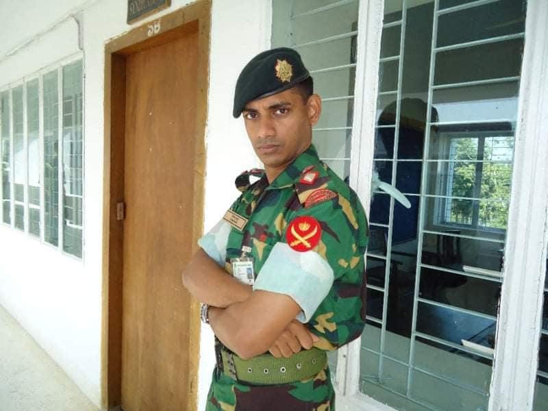 Major Sinha Muhammabd Rashed Khan