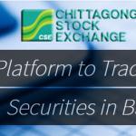 chittagong stock exchange market current price